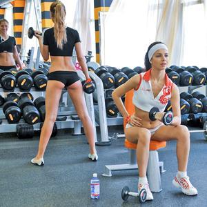 Фитнес-клубы Локоти