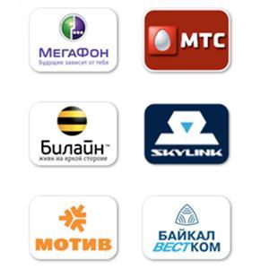 Операторы сотовой связи Локоти