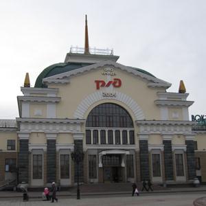 Железнодорожные вокзалы Локоти